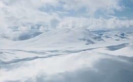 Hardangerjøkulen, Norvège photo libre de droits
