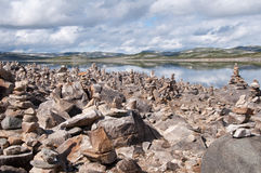 Hardangervida Noruega Fotos de archivo