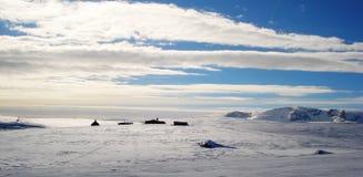Hardangervidda nationalpark/nordfjella Stock Afbeelding