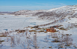 Hardangervidda, Norway Stock Photos