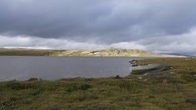 Hardangervidda, Norway. Hardangervidda the largest mountain plateau in Europe , Norway Royalty Free Stock Images