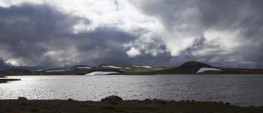 Hardangervidda, Norway. Hardangervidda the largest mountain plateau in Europe , Norway Royalty Free Stock Photo