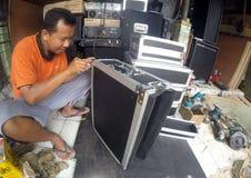 Hardcase Fotografie Stock Libere da Diritti
