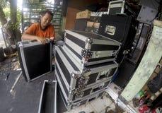 Hardcase Fotografia Stock