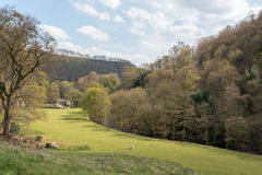 Hardcastle Crags Royalty Free Stock Photos