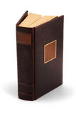 Hardcover book-clipping path Stock Photography