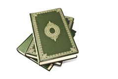 Hardcover books Stock Image