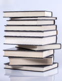 Hardcover books Royalty Free Stock Images