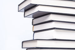 Hardcover books Stock Images