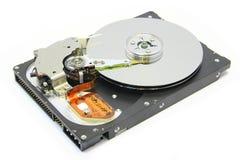 harddisk внутрь Стоковое фото RF