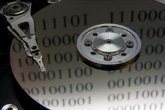 Harddisk Royalty Free Stock Photo