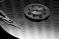 Harddisk Royalty Free Stock Image