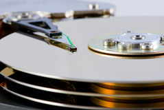 Harddisk 6 Royalty Free Stock Photo