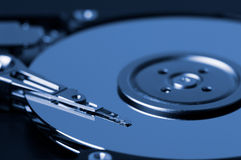 Harddisk drive Royalty Free Stock Photo