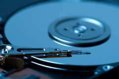 Harddisk drive Stock Photography