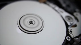 Harddisk Drive and the technology Stock Images