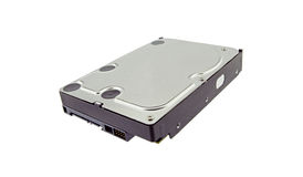 Harddisk sata Royalty Free Stock Photo