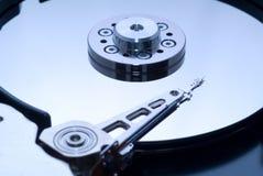 harddrive的计算机 免版税库存图片