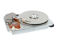Harddrive Stock Photo