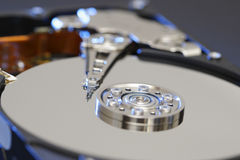 Harddrive Royalty Free Stock Photography