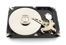 Harddrive no write background. Background Harddrive write computer desktop Stock Photography