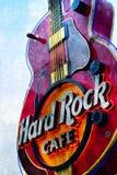 Harde rots Nashville Stock Afbeeldingen