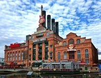 Harde Rotskoffie Baltimore Stock Fotografie