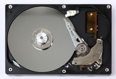 Harde schijfaandrijving HDD royalty-vrije stock foto's