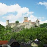 Hardegg Castle Stock Photo