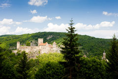 Hardegg Schloss Stockfoto