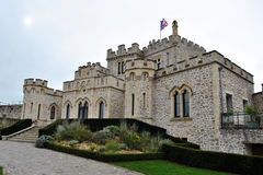 Hardelot castle Royalty Free Stock Photos