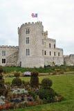 Hardelot castle Stock Images