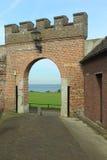 Harderwijk fortyfikacja Obrazy Royalty Free