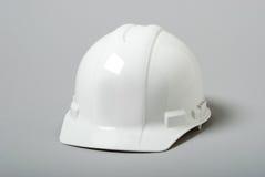 hardhat λευκό Στοκ εικόνα με δικαίωμα ελεύθερης χρήσης