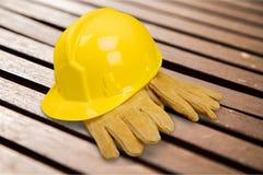 Hardhat Safety Stock Image
