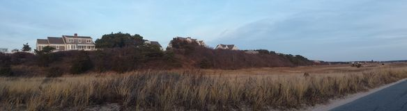 Hardings beach. Again chatham massachusetts Stock Image