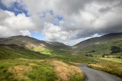 Hardknott Pass Stock Photography
