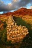 Hardknott römisches Fort Lizenzfreies Stockfoto