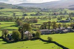 Hardraw, vallata di Yorkshire fotografie stock
