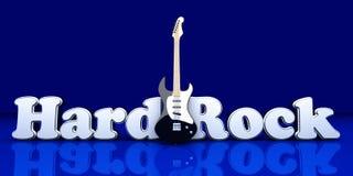 Hardrock Lizenzfreie Stockfotografie