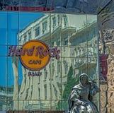 Hardrock Cafe Opens in Baku Stock Photo