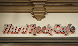 HardRrock Cafe Florence Stock Photography