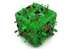 Hardware box Stock Photo
