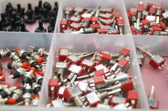 Hardware components Stock Photography