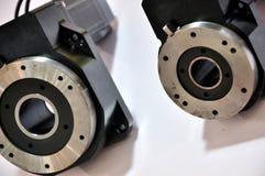 Hardware del metallo di strumentazione industriale fotografie stock