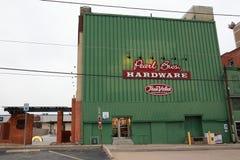 Hardware di Borthers della perla, Joplin, Mo Immagini Stock