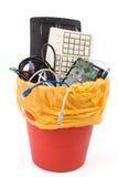 Hardware di calcolatore eliminato Fotografie Stock Libere da Diritti