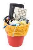 Hardware di calcolatore eliminato Immagine Stock Libera da Diritti