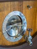 Hardware do tambor de vinho Fotografia de Stock Royalty Free