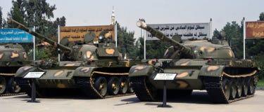 Hardware militare siriano fotografia stock libera da diritti